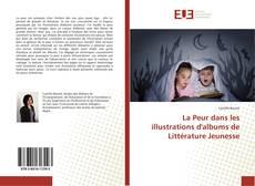 Обложка La Peur dans les illustrations d'albums de Littérature Jeunesse