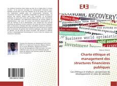 Couverture de Charte éthique et management des structures financières publiques