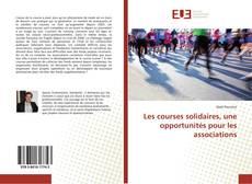 Bookcover of Les courses solidaires, une opportunités pour les associations
