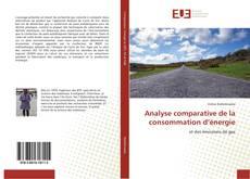 Capa do livro de Analyse comparative de la consommation d'énergie