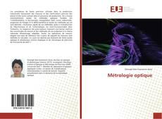 Couverture de Métrologie optique