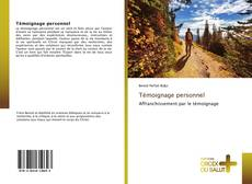 Bookcover of Témoignage personnel