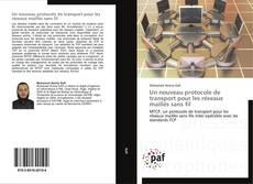 Portada del libro de Un nouveau protocole de transport pour les réseaux maillés sans fil