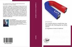 Capa do livro de Les applications médicales de l'aimant de l'Antiquité au XIXe siècle
