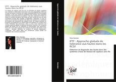 Copertina di IFTF : Approche globale de tolérance aux fautes dans les RCSF