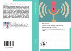 Indexation en locuteurs de documents sonores kitap kapağı