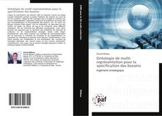 Bookcover of Ontologie de multi-représentation pour la spécification des besoins