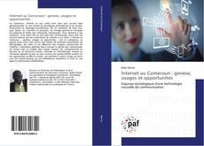 Bookcover of Internet au Cameroun : genèse, usages et opportunités