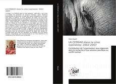 Portada del libro de LA CEDEAO dans la crise ivoirienne: 2002-2007