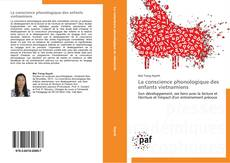 Copertina di La conscience phonologique des enfants vietnamiens