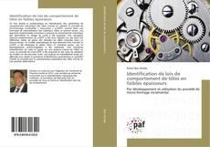 Buchcover von Identification de lois de comportement de tôles en faibles épaisseurs