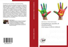 Couverture de Compétences sociales et émotionnelles