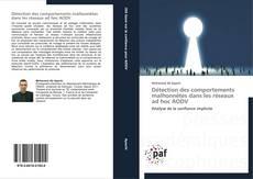 Bookcover of Détection des comportements malhonnêtes dans les réseaux ad hoc AODV