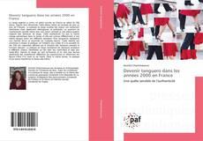 Capa do livro de Devenir tanguero dans les années 2000 en France