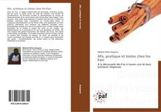 Couverture de Afa, pratique et textes chez les Eυe