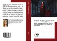 "Bookcover of ""Armide"" et ""Tosca"" dans la mise en scène de Robert Carsen"