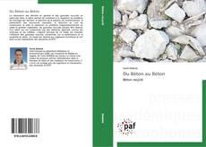 Bookcover of Du Béton au Béton