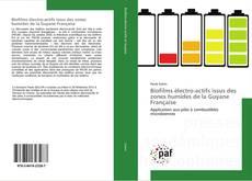 Capa do livro de Biofilms électro-actifs issus des zones humides de la Guyane Française