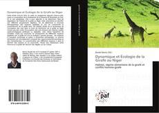 Capa do livro de Dynamique et Écologie de la Girafe au Niger