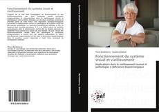 Обложка Fonctionnement du système visuel et vieillissement