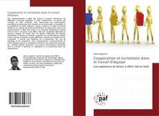 Portada del libro de Coopération et incitations dans le travail d'équipe