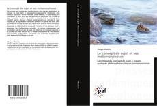 Bookcover of Le concept de sujet et ses métamorphoses