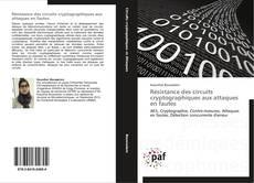 Capa do livro de Résistance des circuits cryptographiques aux attaques en fautes