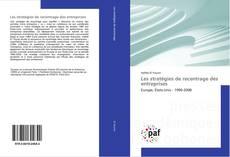 Buchcover von Les stratégies de recentrage des entreprises