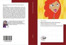 Bookcover of Représentations des femmes d'ascendance africaine
