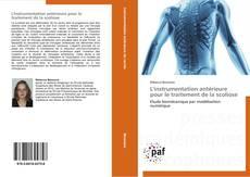 Bookcover of L'instrumentation antérieure pour le traitement de la scoliose