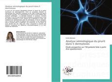 Couverture de Analyse sémiologique du prurit dans 5 dermatoses