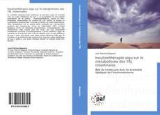 Bookcover of Insulinothérapie aigu sur le métabolisme des TRL intestinales