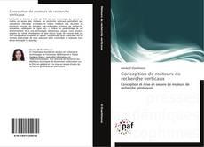 Buchcover von Conception de moteurs de recherche verticaux
