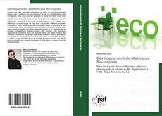 Développement de Matériaux Bio-inspirés kitap kapağı