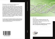 Обложка Principes moléculaires du mécanisme d'activation du récepteur RIG-I