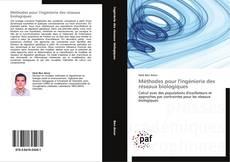 Bookcover of Méthodes pour l'ingénierie des réseaux biologiques