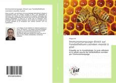 Immunomarquage direct sur l'endothélium cornéen monté à plat的封面