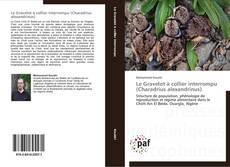 Couverture de Le Gravelot à collier interrompu   (Charadrius alexandrinus)