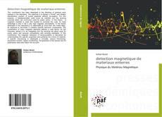 Bookcover of detection  magnetique de   materiaux  enterres