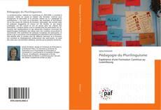 Pédagogie du Plurilinguisme kitap kapağı