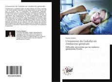 Обложка L'insomnie de l'adulte en médecine générale