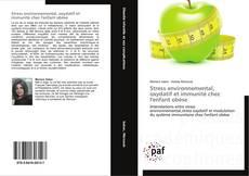 Portada del libro de Stress environnemental, oxydatif et immunité chez l'enfant obèse