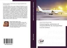 Bookcover of Catastrophes aériennes et responsabilité du transporteur