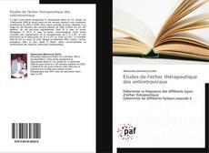 Études de l'échec thérapeutique des antiretroviraux kitap kapağı