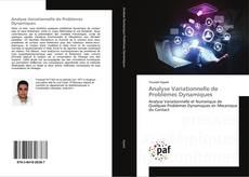 Обложка Analyse Variationnelle de Problèmes Dynamiques