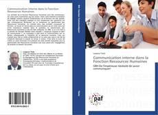 Couverture de Communication interne dans la Fonction Ressources Humaines