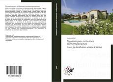 Bookcover of Dynamiques urbaines contemporaines