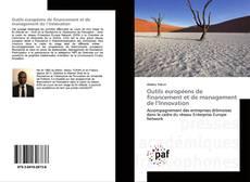 Capa do livro de Outils européens de financement et de management de l'Innovation