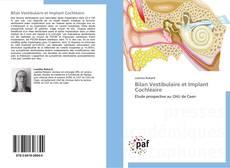 Buchcover von Bilan Vestibulaire et Implant Cochléaire