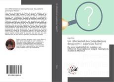 Couverture de Un référentiel de compétences de patient : pourquoi faire?